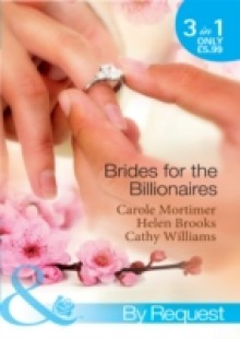 Обложка книги  - Brides for the Billionaires