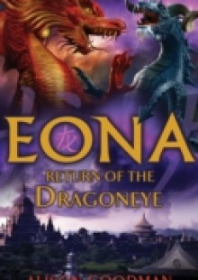 Обложка книги  - Eona: Return of the Dragoneye