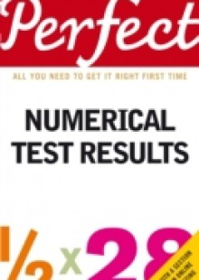 Обложка книги  - Perfect Numerical Test Results