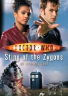 Обложка книги  - Doctor Who: Sting of the Zygons