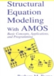 Обложка книги  - Structural Equation Modeling With AMOS