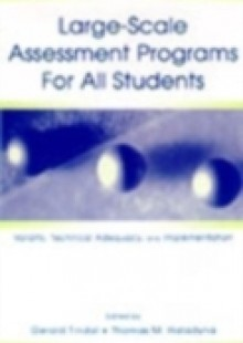 Обложка книги  - Large-scale Assessment Programs for All Students
