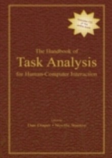 Обложка книги  - Handbook of Task Analysis for Human-Computer Interaction