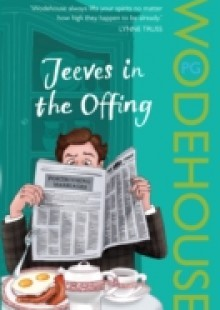 Обложка книги  - Jeeves in the Offing