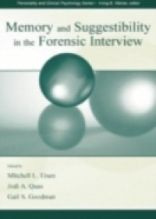 Обложка книги  - Memory and Suggestibility in the Forensic Interview