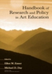 Обложка книги  - Handbook of Research and Policy in Art Education