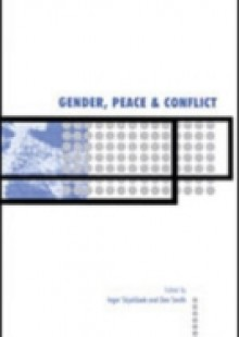 Обложка книги  - Gender, Peace and Conflict