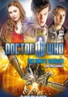 Обложка книги  - Doctor Who: The King's Dragon