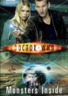 Обложка книги  - Doctor Who: Monsters Inside