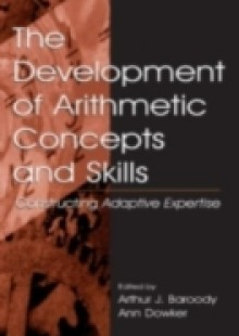 Обложка книги  - Development of Arithmetic Concepts and Skills