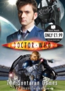 Обложка книги  - Doctor Who: The Sontaran Games