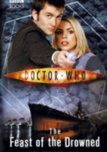 Обложка книги  - Doctor Who: The Feast of the Drowned