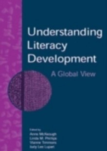 Обложка книги  - Understanding Literacy Development