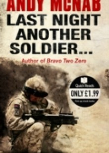 Обложка книги  - Last Night Another Soldier