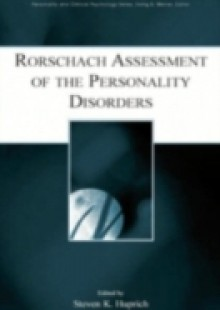 Обложка книги  - Rorschach Assessment of the Personality Disorders