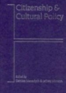 Обложка книги  - Citizenship and Cultural Policy