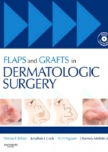 Обложка книги  - Flaps and Grafts in Dermatologic Surgery