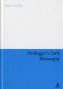 Обложка книги  - Heidegger's Early Philosophy