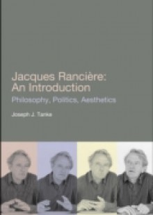 Обложка книги  - Jacques Ranciere: An Introduction