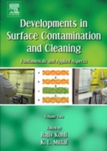 Обложка книги  - Developments in Surface Contamination and Cleaning – Vol 2