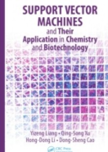 Обложка книги  - Support Vector Machines and Their Application in Chemistry and Biotechnology