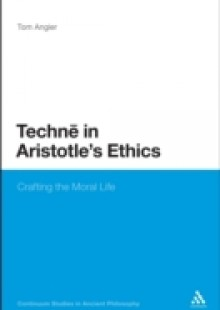 Обложка книги  - Techne in Aristotle's Ethics