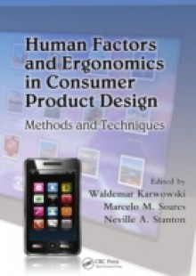 Обложка книги  - Human Factors and Ergonomics in Consumer Product Design