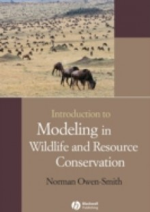 Обложка книги  - Introduction to Modeling in Wildlife and Resource Conservation