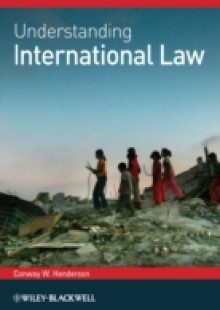 Обложка книги  - Understanding International Law