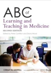 Обложка книги  - ABC of Learning and Teaching in Medicine