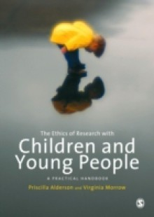 Обложка книги  - Ethics of Research with Children and Young People