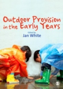 Обложка книги  - Outdoor Provision in the Early Years