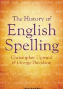 Обложка книги  - History of English Spelling