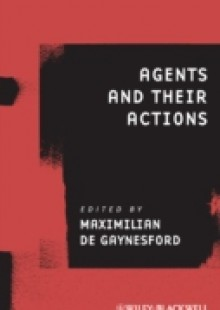 Обложка книги  - Agents and Their Actions