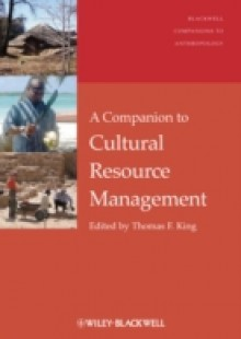 Обложка книги  - Companion to Cultural Resource Management