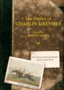 Обложка книги  - Diaries Of Charles Greville