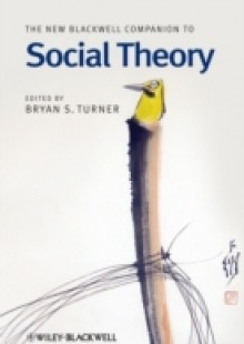 Обложка книги  - New Blackwell Companion to Social Theory
