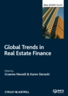 Обложка книги  - Global Trends in Real Estate Finance