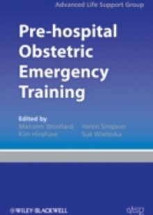 Обложка книги  - Pre-hospital Obstetric Emergency Training