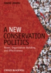 Обложка книги  - New Conservation Politics