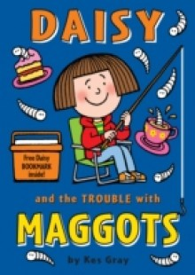 Обложка книги  - Daisy and the Trouble with Maggots