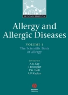 Обложка книги  - Allergy and Allergic Diseases