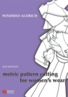 Обложка книги  - Metric Pattern Cutting for Women's Wear