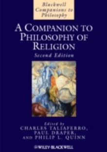Обложка книги  - Companion to Philosophy of Religion