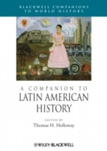 Обложка книги  - Companion to Latin American History