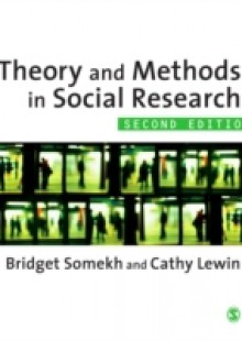 Обложка книги  - Theory and Methods in Social Research