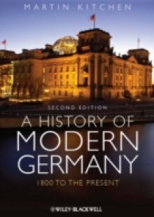 Обложка книги  - History of Modern Germany