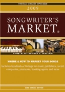 Обложка книги  - 2009 Songwriter's Market – Articles