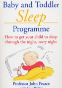 Обложка книги  - Baby And Toddler Sleep Programme