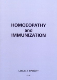 Обложка книги  - Homoeopathy And Immunization